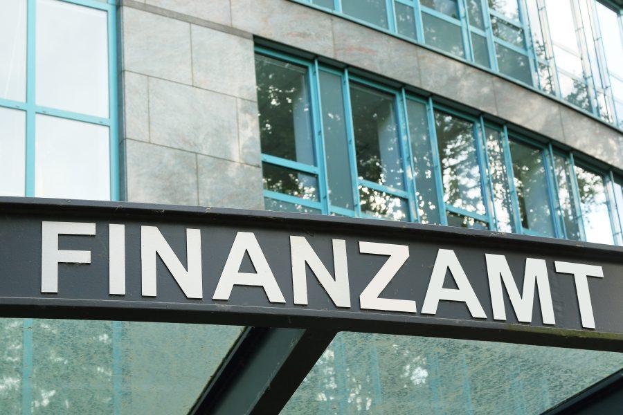 Logo Finanzamt