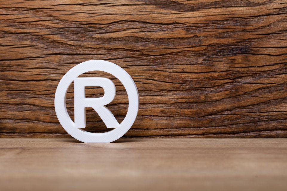 R Symbol Markenschutz